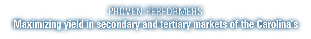 proven performers